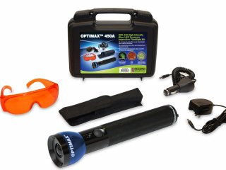 Csi Blue Lite Led Inspection Kit Crime Scene Investigation Equipment Ltd