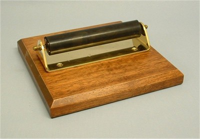 Palm Print Inking Roller