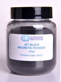 Magnetic Jet Black Powder 250gm