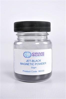 Magnetic Jet Black Powder 50gm