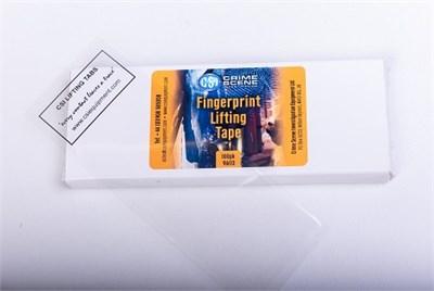 CSI Lifting Tabs - Fingerprint 10pk