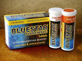 BlueStar Forensic Training Tablets - 24pk