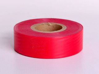 Boundary Tape - Red