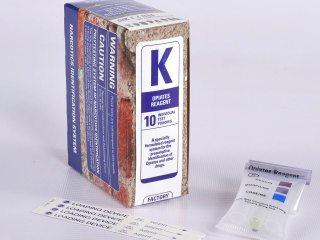 NIK Drug Test - Test K