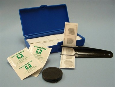 Post Mortem Fingerprinting Kit