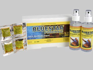 BlueStar Forensic Mini Kit
