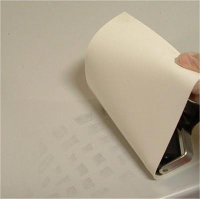 CSI Gel Lifters - Fingerprint White
