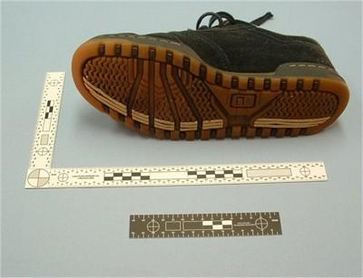 FBI Footwear Reference Scales