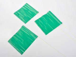 Crime Scene Flags - Green