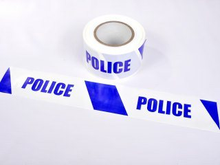 Barrier Tape - POLICE