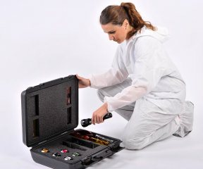 CSI Optimax Forensic Lite System