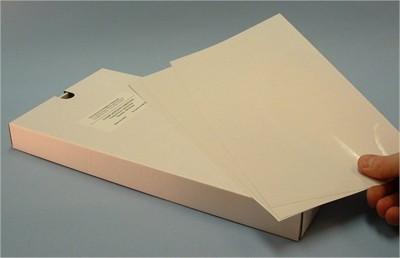 CSI Pre Cut Lifting Tape - Footprint 100pk