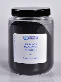 Magnetic Jet Black Powder 1kg