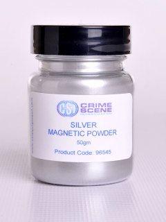 Magnetic Silver Powder 50gm
