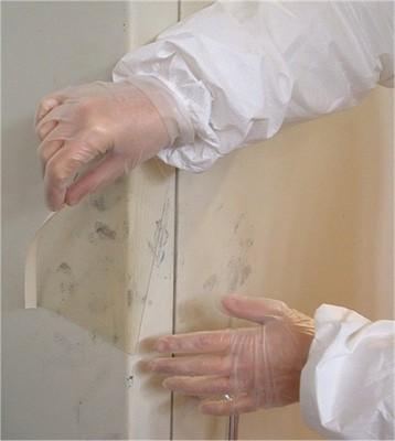 CSI Gel Lifters - Fingerprint Clear